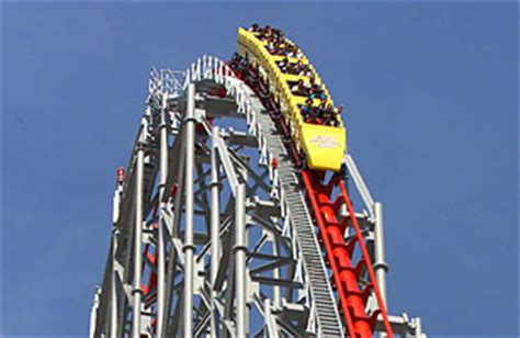 My first time riding a roller coaster essay